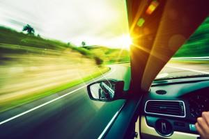 drive in sun glare la habra ca
